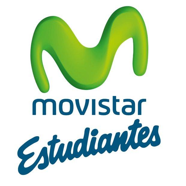 Resultado de imagen de movistar estudiantes logo