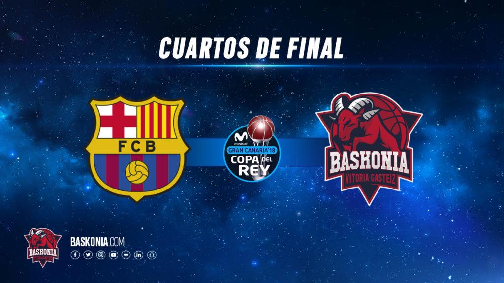 FC Barcelona Lassa será el rival de cuartos de final de la Copa del ...