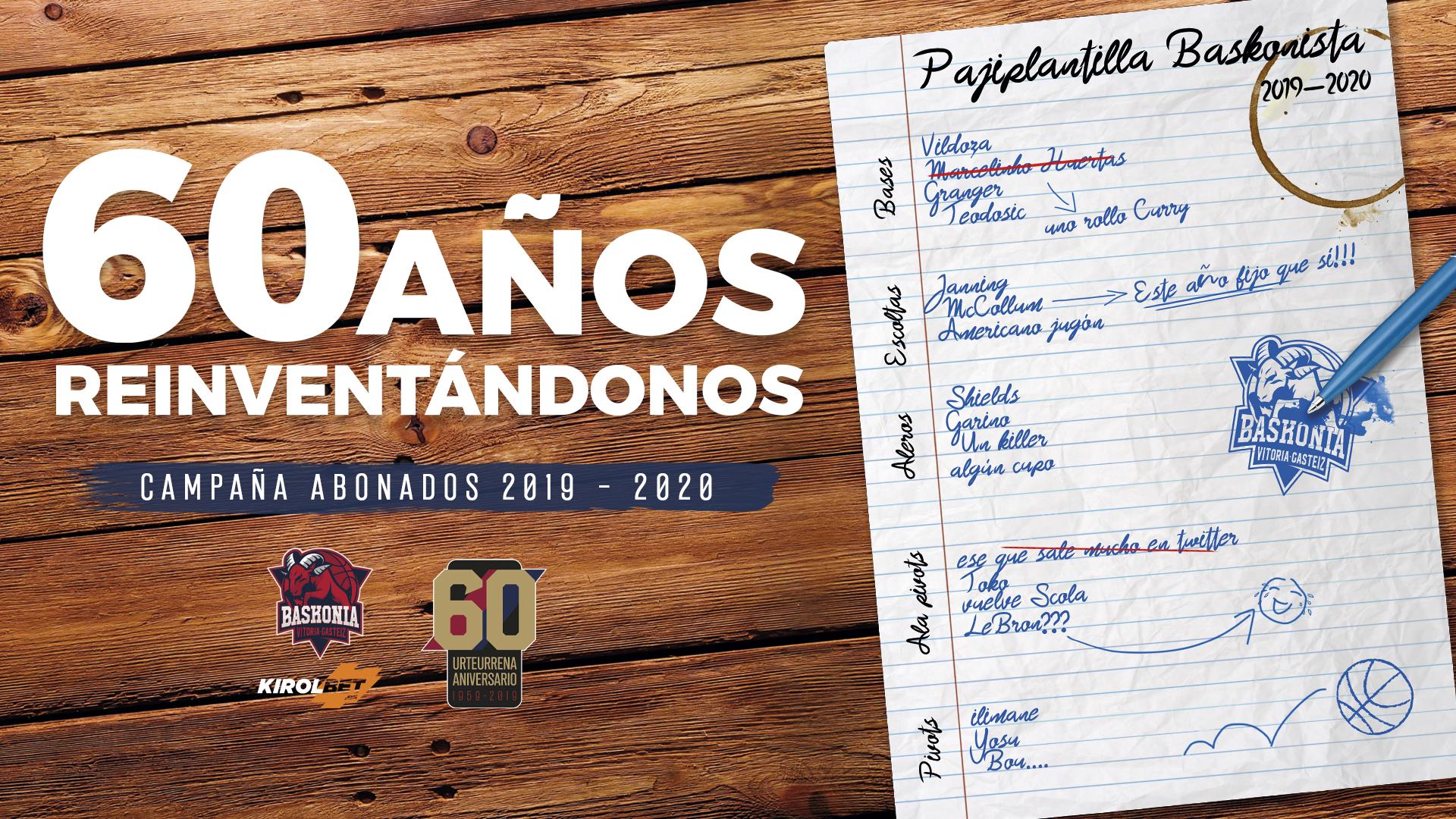 Calendario Laboral Alava 2020.Saski Baskonia Aspira A Mantener El Record Historico De Abonados