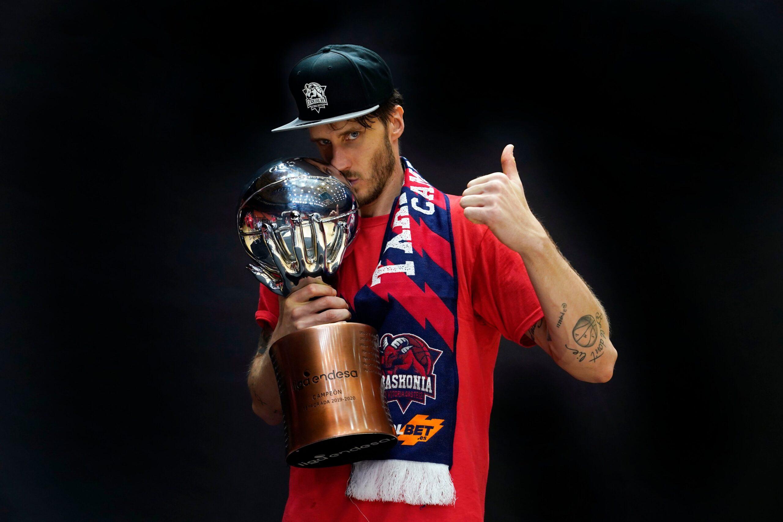 Ufficiale: Achille Polonara resta al Baskonia anche nella prossima stagione!